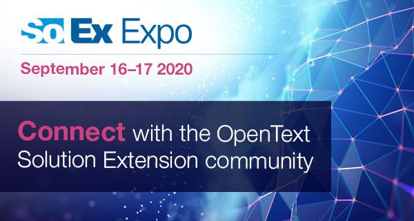 Solex Expo September 2020