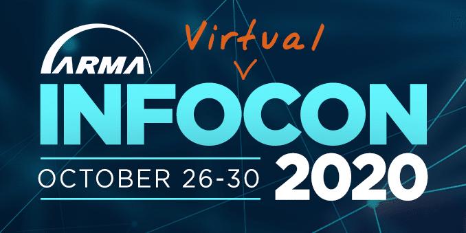 ARMA InfoCon Virtual Conference October 26-30