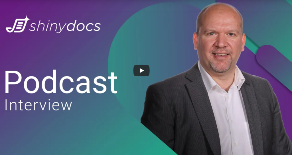 Digital Transformation Podcast an Interview with Jason Cassidy
