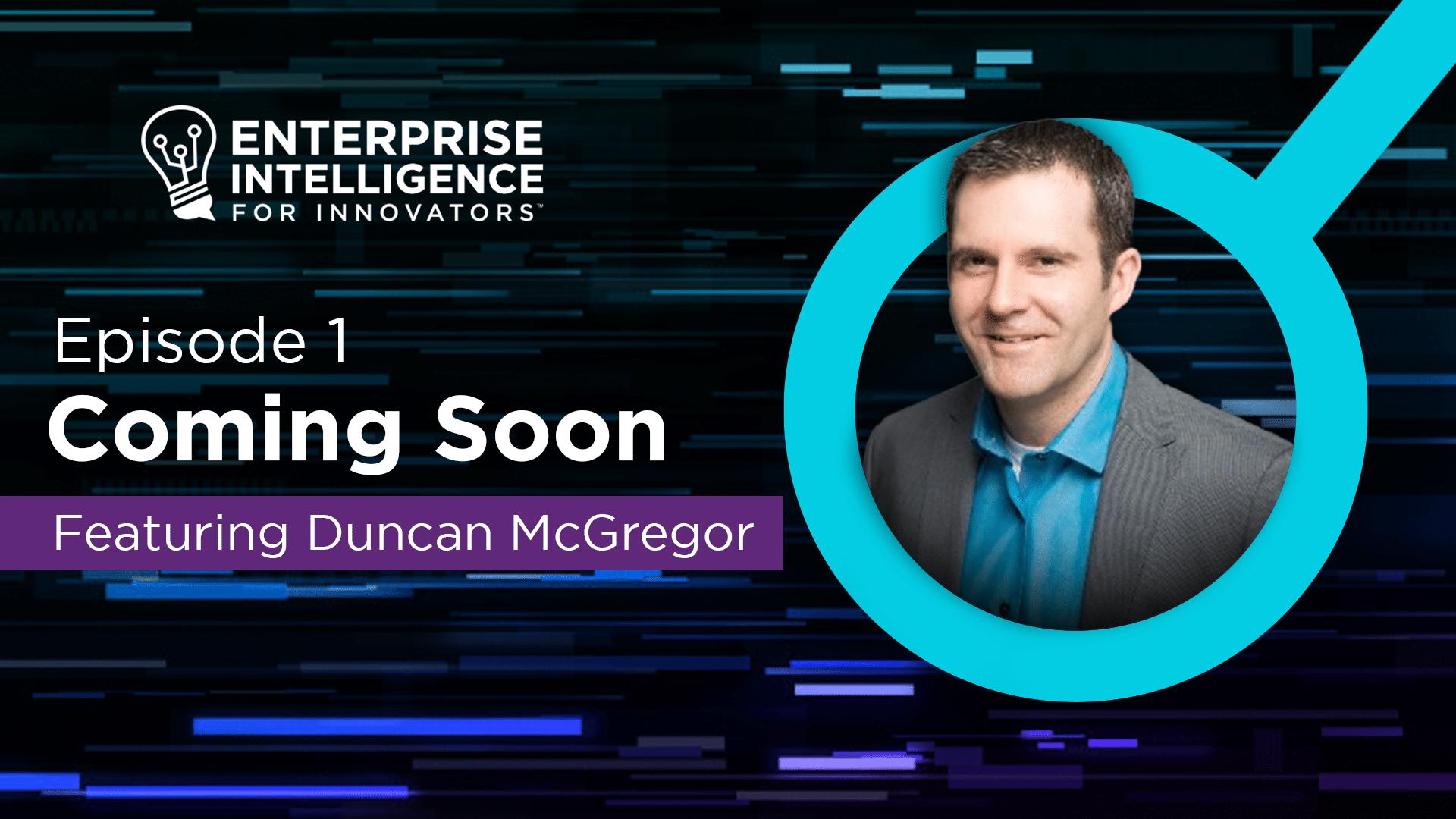 Episode 1: Duncan McGregor VP Engineering & Operations at TeraGo