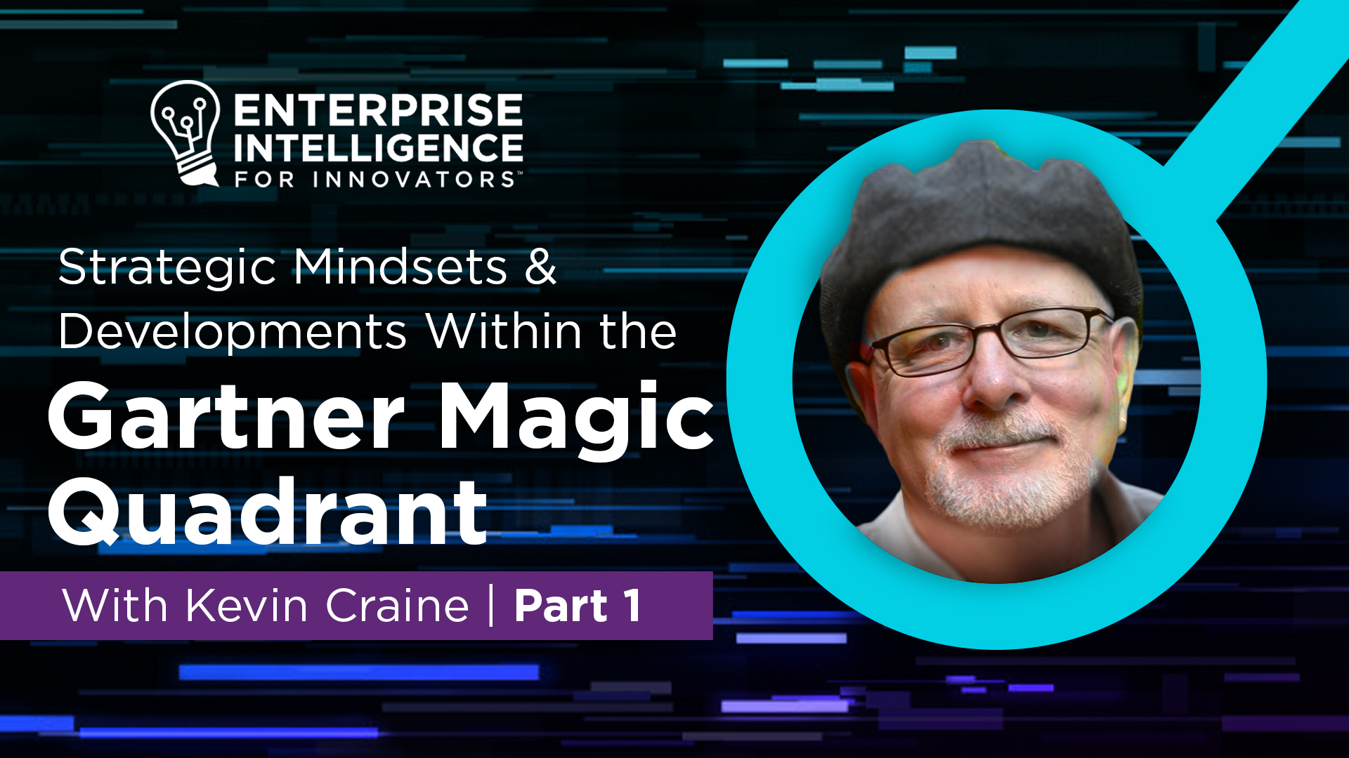 Episode 2: Enterprise Content Management Influencer and podcaster Kevin Craine